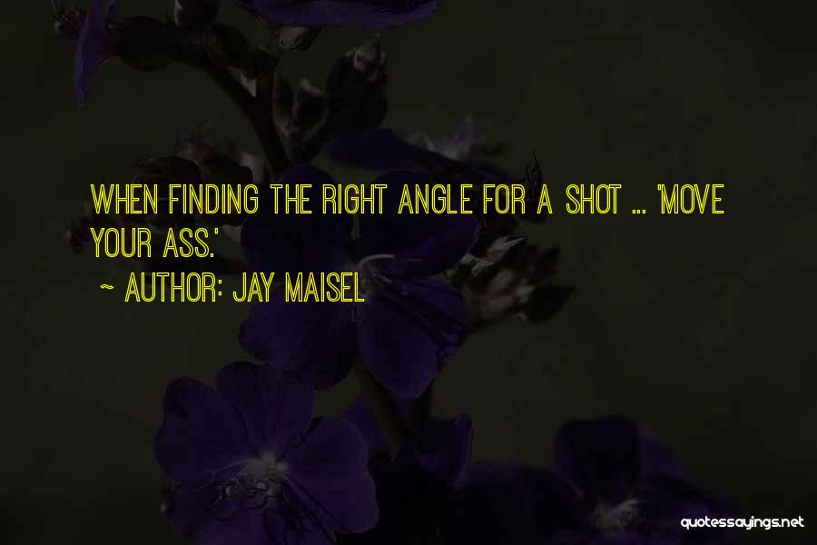 Right Angle Quotes By Jay Maisel