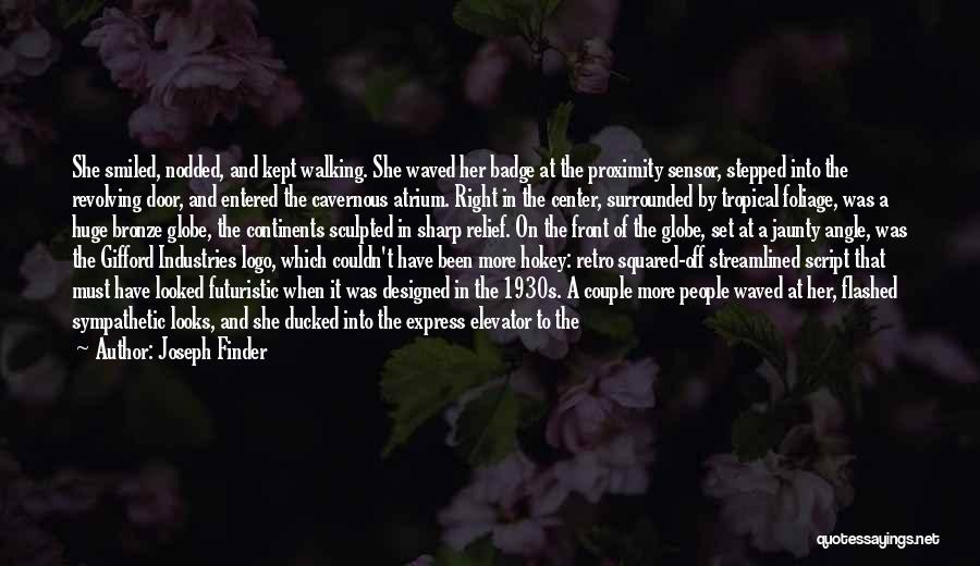 Right Angle Quotes By Joseph Finder