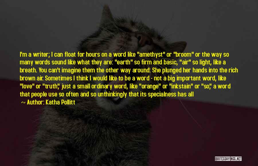Right Angle Quotes By Katha Pollitt