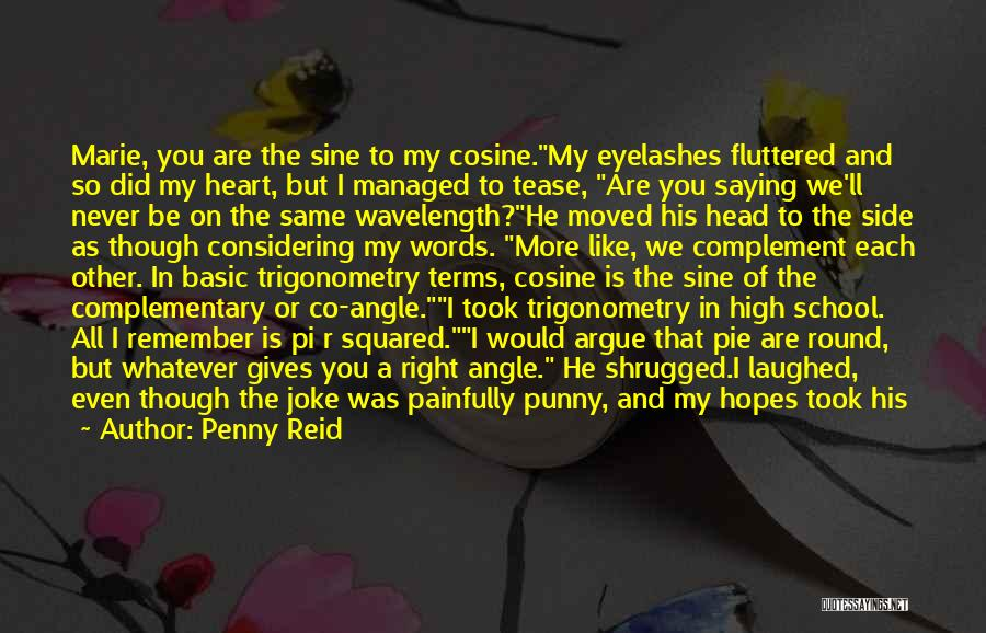 Right Angle Quotes By Penny Reid