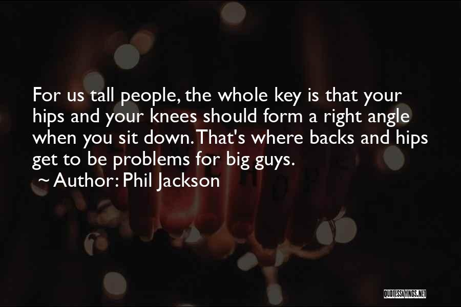 Right Angle Quotes By Phil Jackson