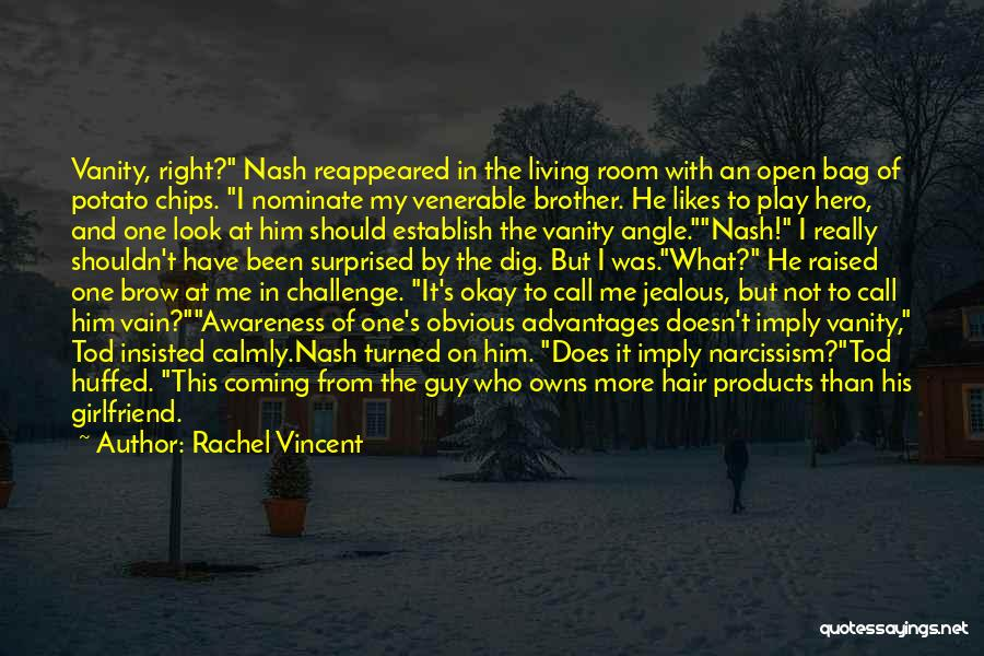 Right Angle Quotes By Rachel Vincent