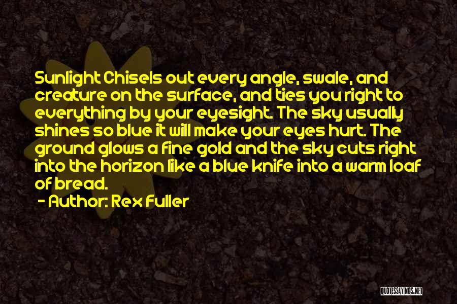 Right Angle Quotes By Rex Fuller