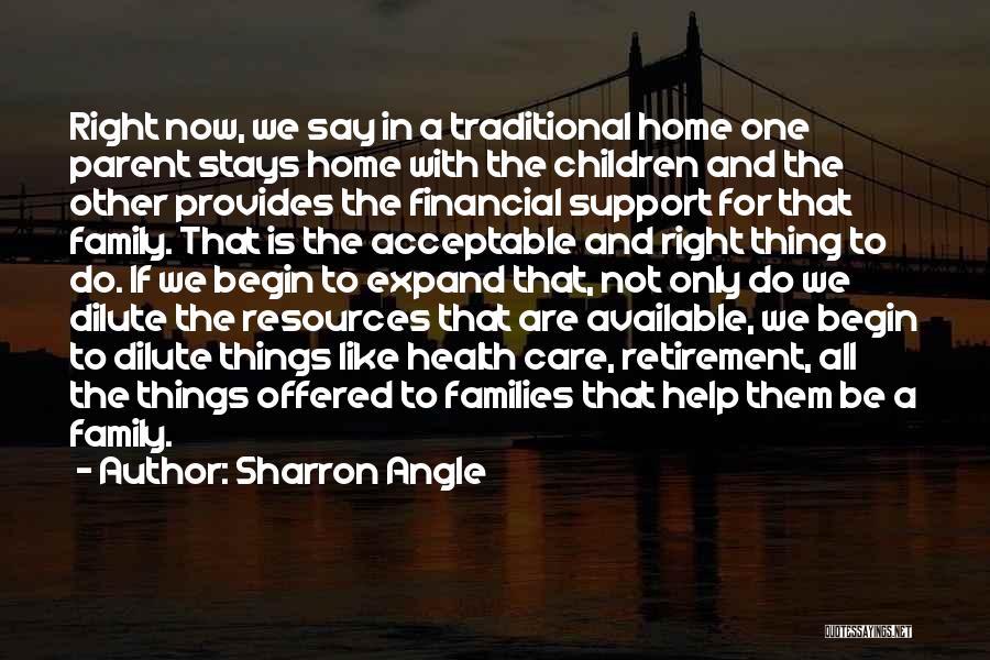 Right Angle Quotes By Sharron Angle