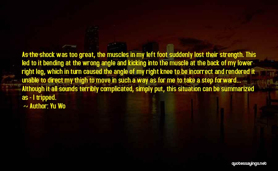 Right Angle Quotes By Yu Wo