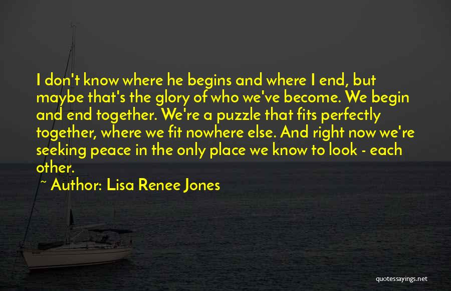 Right Now Quotes By Lisa Renee Jones