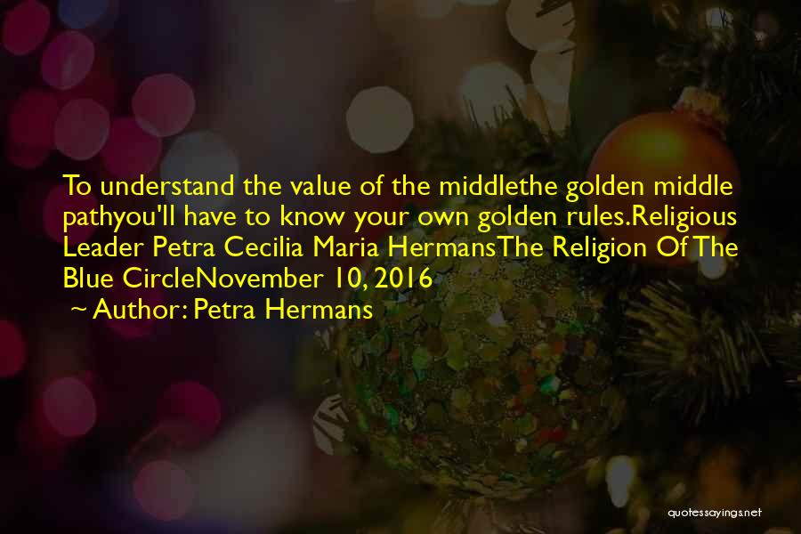 Right Path Quotes By Petra Hermans