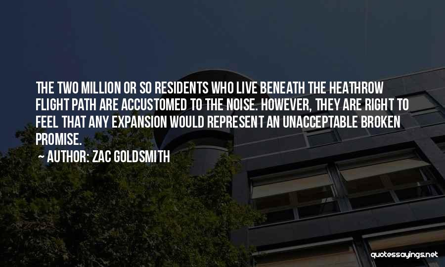Right Path Quotes By Zac Goldsmith