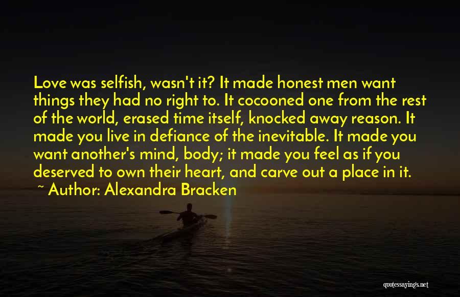Right Place Right Time Love Quotes By Alexandra Bracken