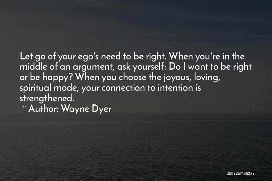 Right To Choose Quotes By Wayne Dyer