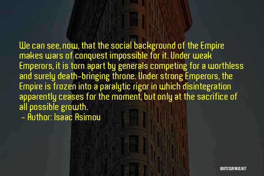 Rigor Quotes By Isaac Asimov