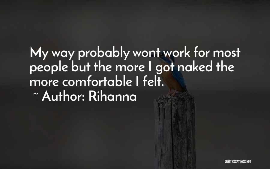 Rihanna Quotes 1060188