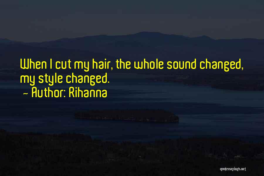 Rihanna Quotes 1307723