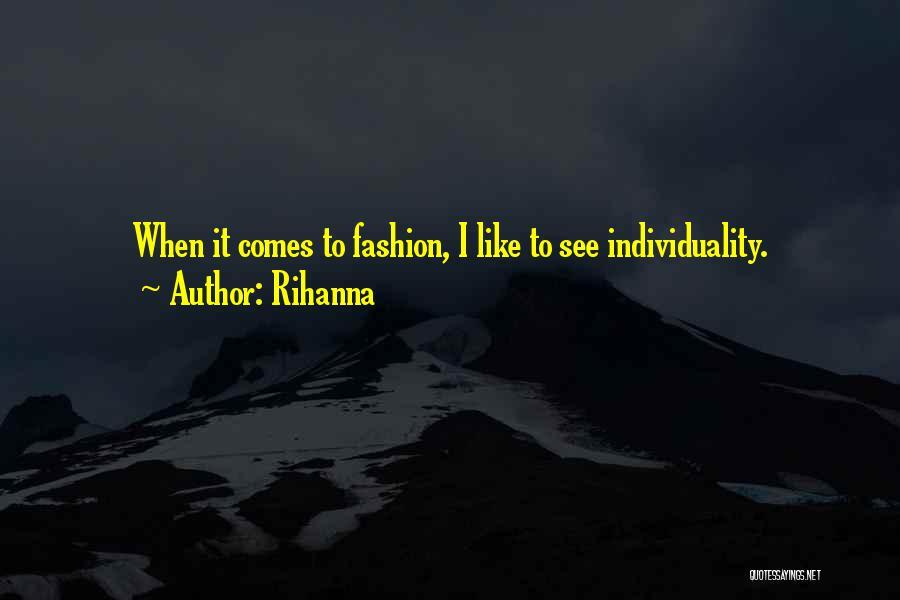 Rihanna Quotes 1389295