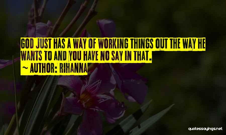 Rihanna Quotes 462357