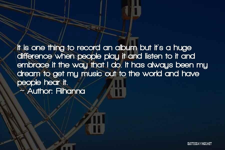 Rihanna Quotes 734192