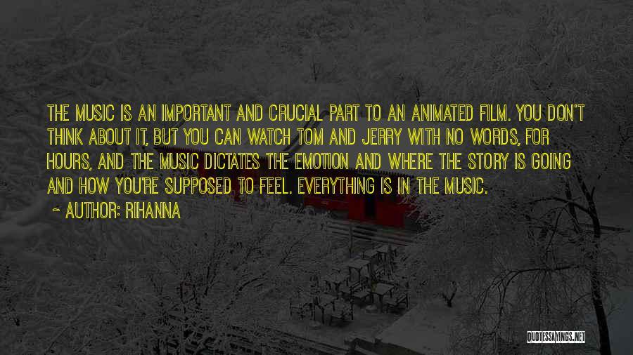 Rihanna Quotes 788707
