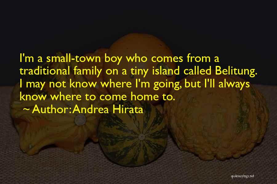 Rikki Chadwick And Zane Bennett Quotes By Andrea Hirata