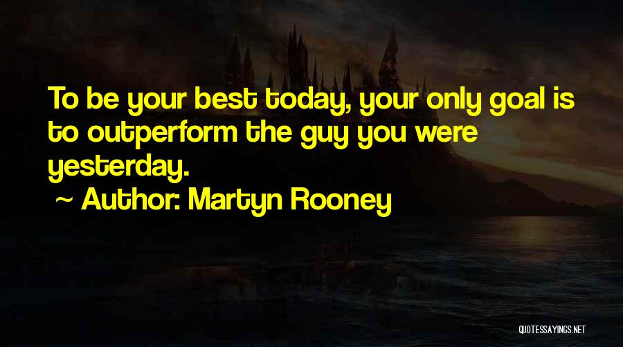 Rikki Chadwick And Zane Bennett Quotes By Martyn Rooney