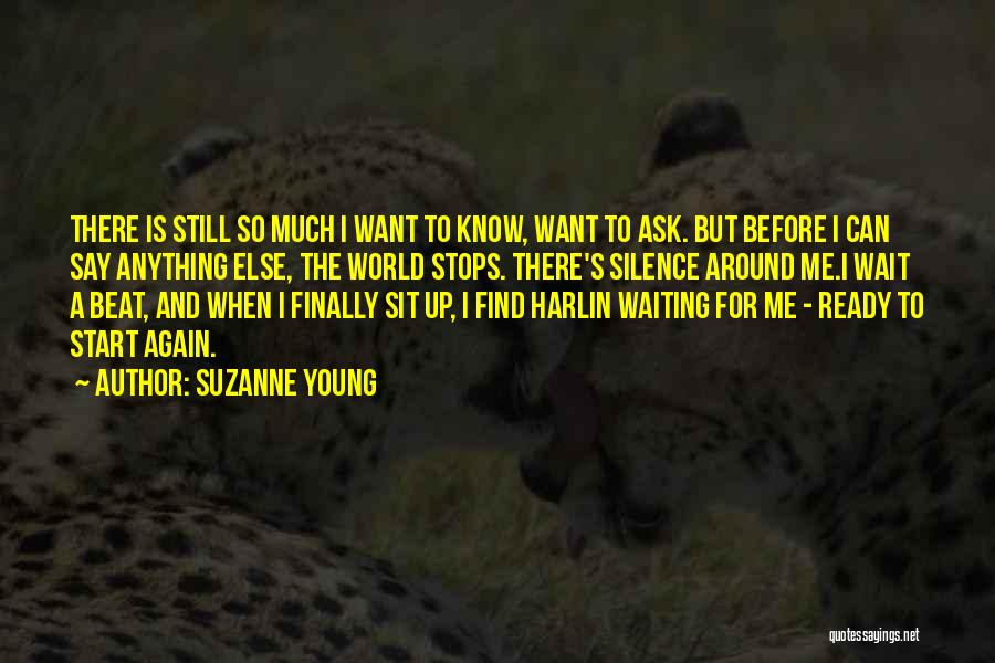 Rikki Chadwick And Zane Bennett Quotes By Suzanne Young