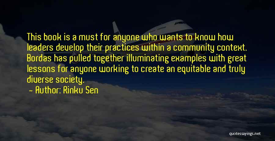 Rinku Sen Quotes 1481263