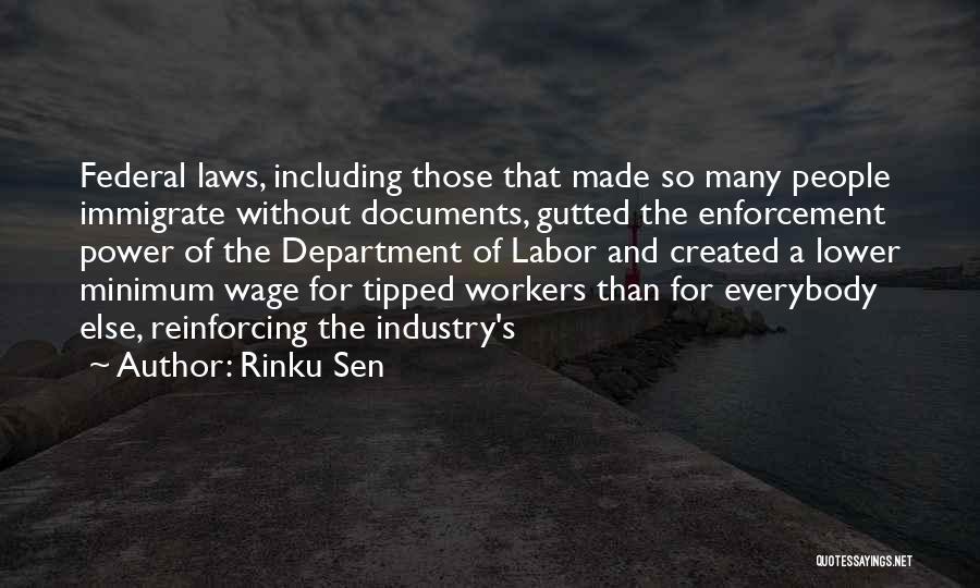 Rinku Sen Quotes 1908592