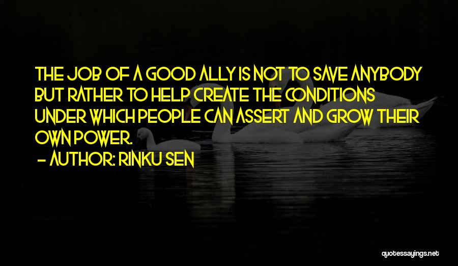 Rinku Sen Quotes 2059025