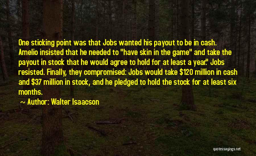Risk And Opportunity Quotes By Walter Isaacson