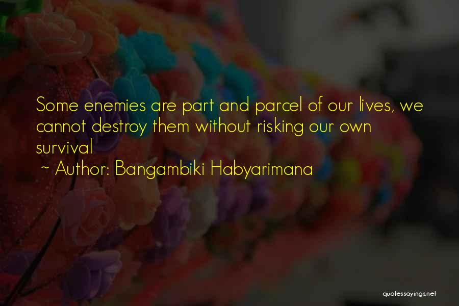 Risking For Love Quotes By Bangambiki Habyarimana