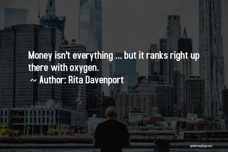 Rita Davenport Quotes 2001487