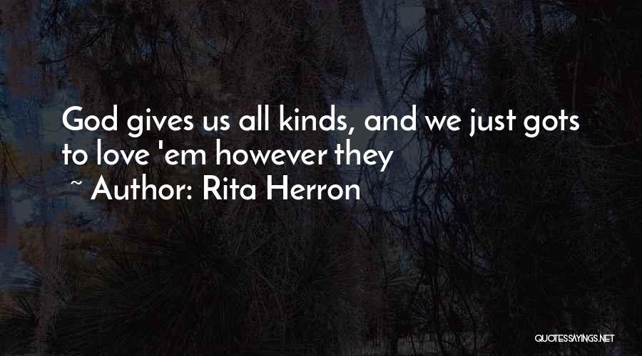 Rita Herron Quotes 1195005