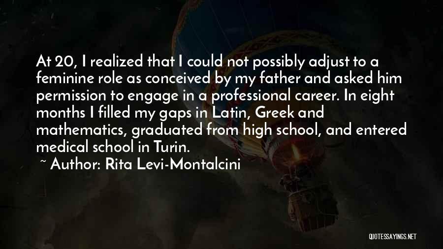 Rita Levi-Montalcini Quotes 139183