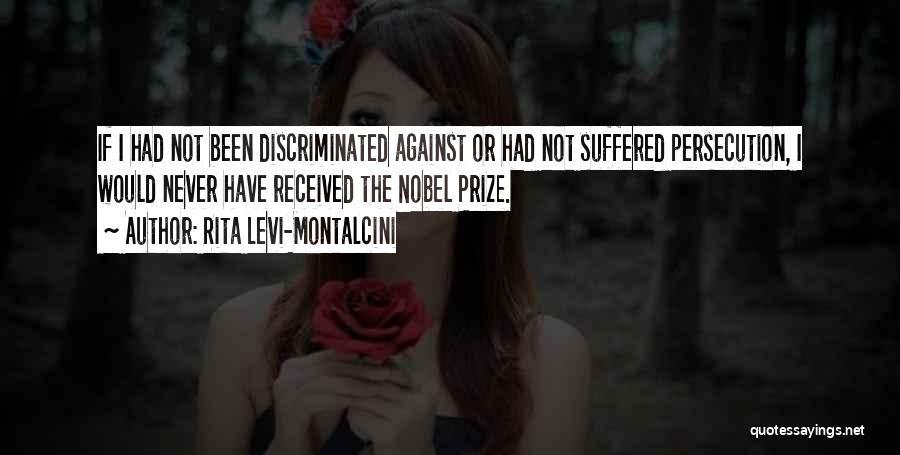 Rita Levi-Montalcini Quotes 1886887