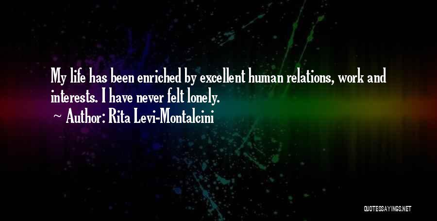 Rita Levi-Montalcini Quotes 2001149