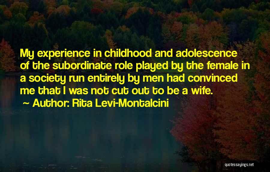 Rita Levi-Montalcini Quotes 741364