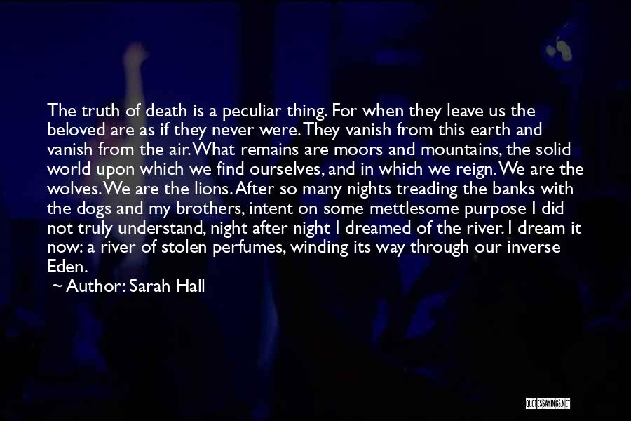 River Banks Quotes By Sarah Hall