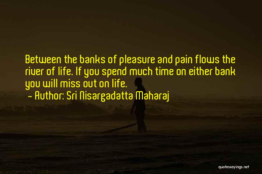 River Banks Quotes By Sri Nisargadatta Maharaj
