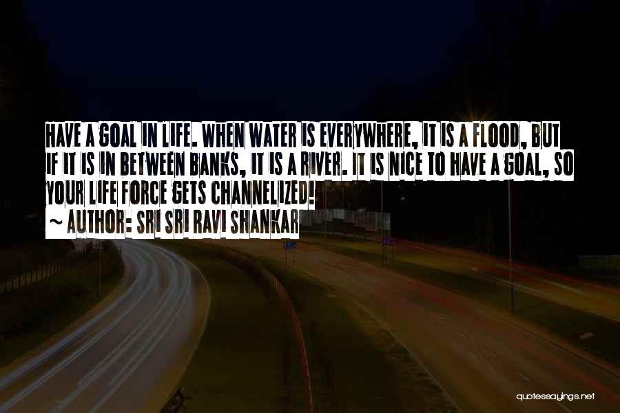 River Banks Quotes By Sri Sri Ravi Shankar