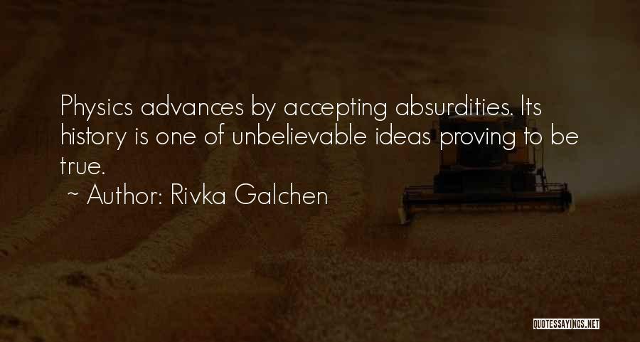 Rivka Galchen Quotes 122230