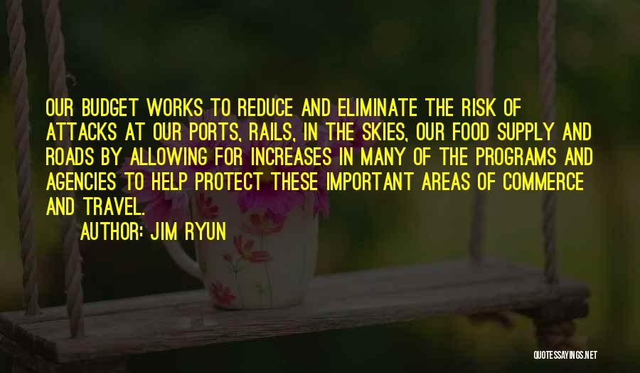 Roads And Travel Quotes By Jim Ryun