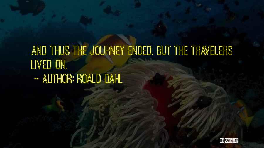 Roald Dahl Quotes 1271377