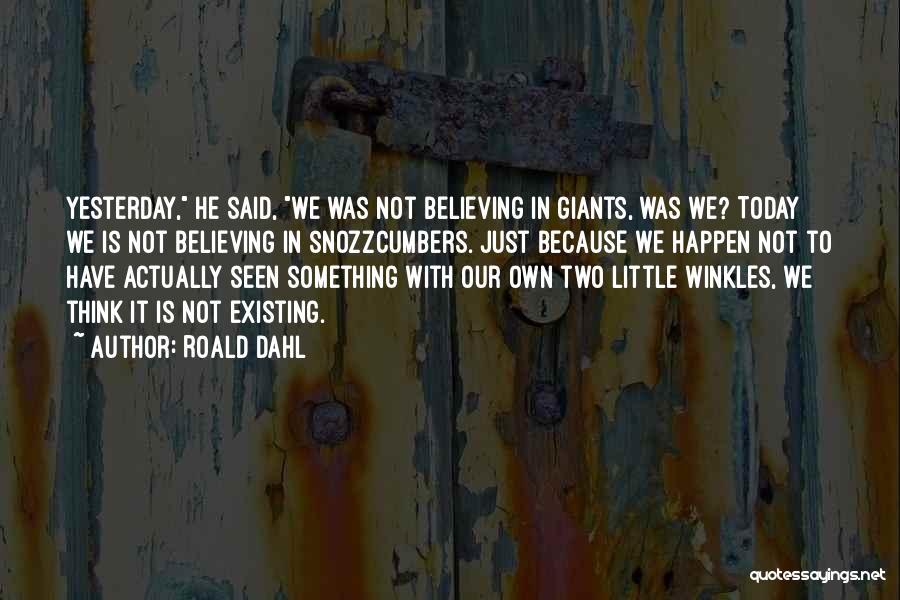 Roald Dahl Quotes 1670228