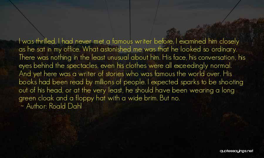 Roald Dahl Quotes 1872109
