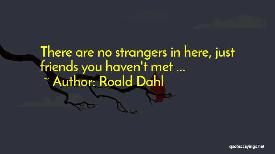 Roald Dahl Quotes 212577