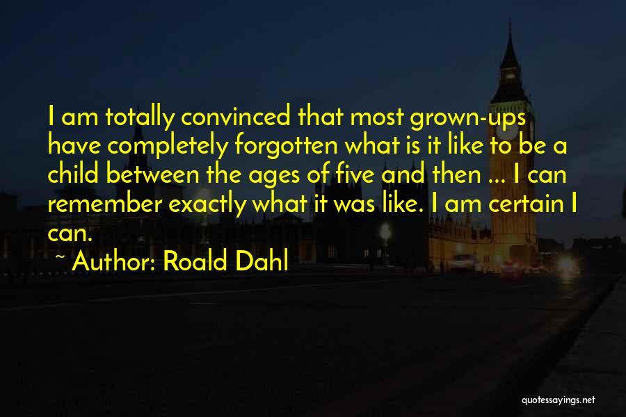 Roald Dahl Quotes 440951