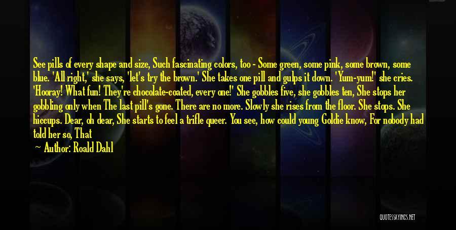 Roald Dahl Quotes 463417