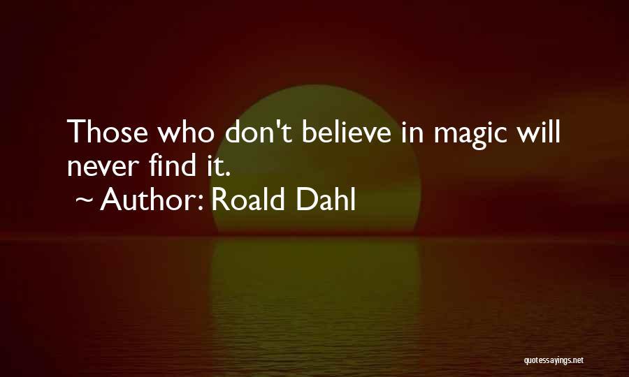 Roald Dahl Quotes 858530