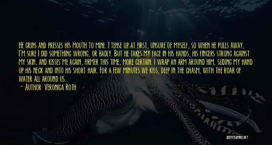 Roar Short Quotes By Veronica Roth