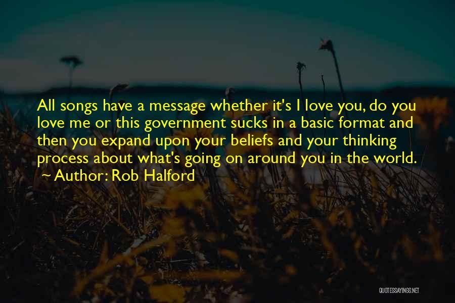 Rob Halford Quotes 400772