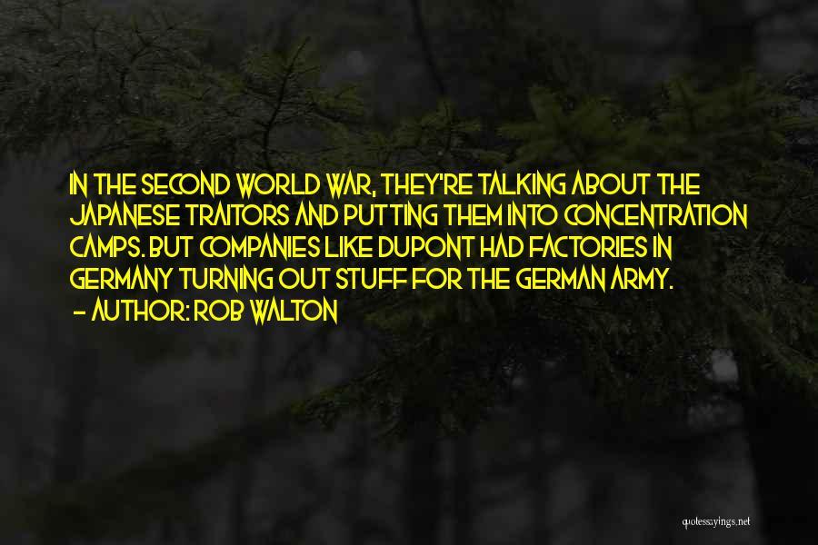 Rob Walton Quotes 1719278